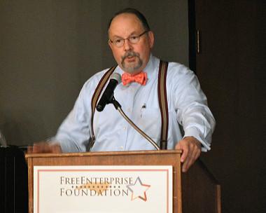 Joe Steware, NC Free Enterprise Foundation